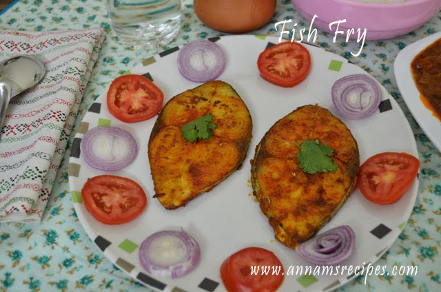 Fish fry annam 39 s recipes for What is the best oil for frying fish