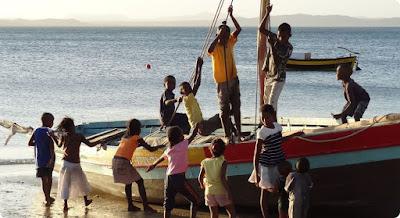 Plage de Ramena - Nord Madagascar