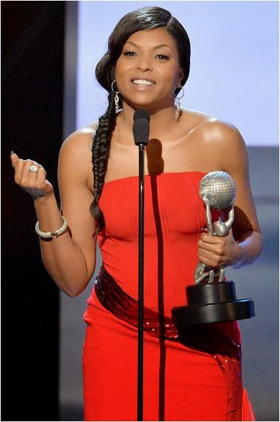 Taraji P. Henson Sparkled at the NAACP Image Awards