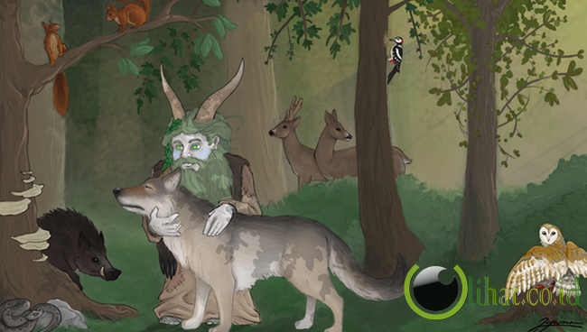 10 Makhluk Gaib yang dapat Berubah Wujud