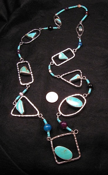Random Thoughts On Native American Indian Jewelry Navajo