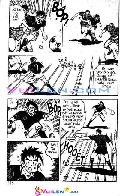Jindodinho - Đường Dẫn Đến Khung Thành III Tập 57 page 118 Congtruyen24h