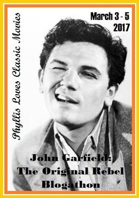 John Garfield Blogathon