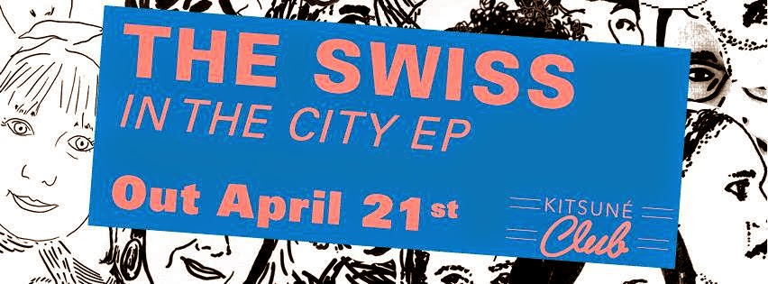 The Swiss - In The City EP