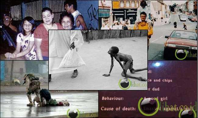 12 tragedi Kemanusiaan yang paling Mengharukan