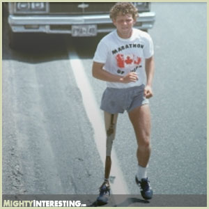 a biography of terry fox a canadian athlete and humanitarian 1958 terry fox is born on july 28, 1958 in winnipeg, manitoba he was second in a family of four fred, terry, darrell, and judith 1966 his family moved to port coquitlam, bc grade school as a child terry always loved sports of any kind and joined every team that he could in school he met his.