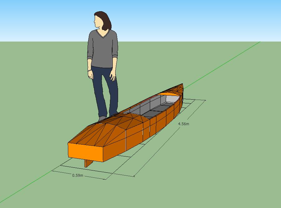 Construa o seu barco