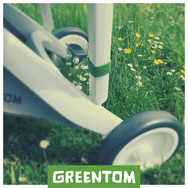Greentom, poussette GREEN