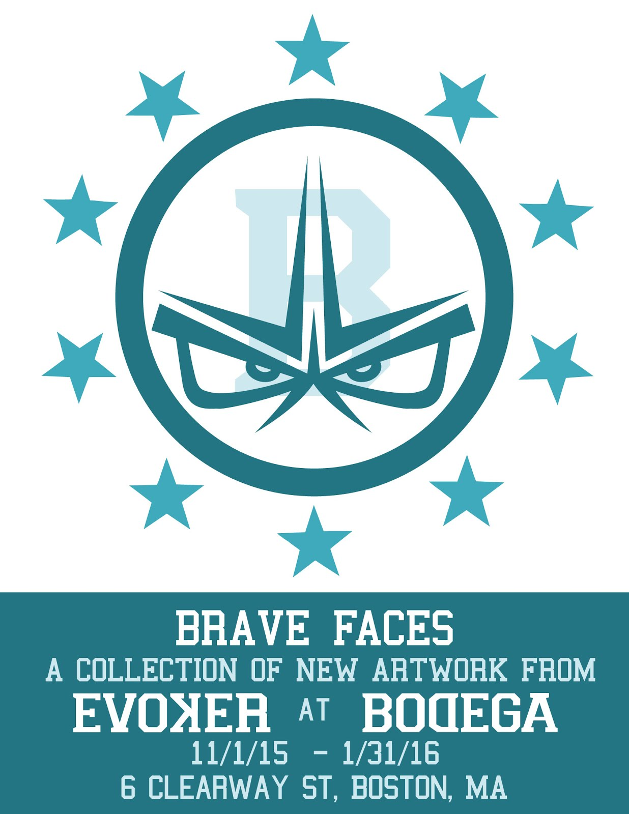 Brave Faces at Bodega 11/1/15
