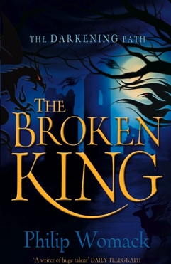 Broken King cover