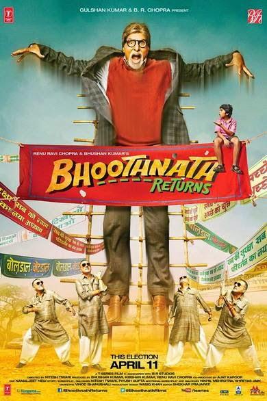 Assistir Filme Bhoothnath Returns Online Legendado