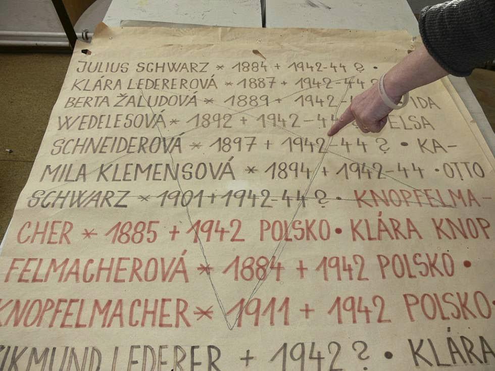 The New Antisemite Czech Republic Jewish Cemetery Vandalized With
