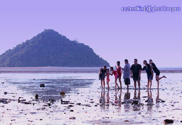 borneo paradise beach hotel Photo