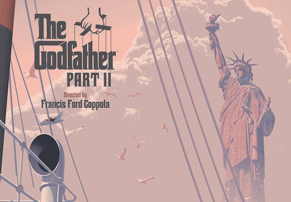 The Godfather Part II by Laurent Durieux & Odd City Entertainment