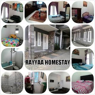 Villa Rayya Homestay 5 Kamar Tidur Di Batu