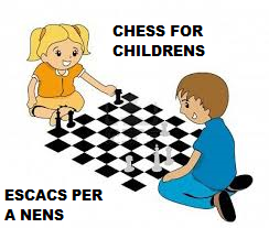 CHESS FOR CHILDREN LEARN TO USE THE BRAIN