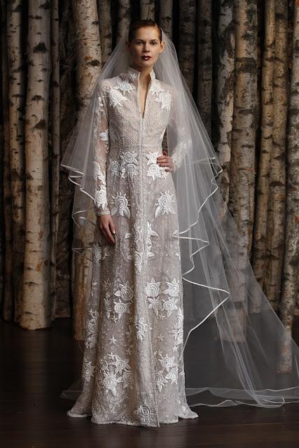 Divinos vestidos de novia | Colección Naeem Khan