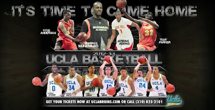 "Watch the ""UCLA - It&#39;s time to come home"" video"