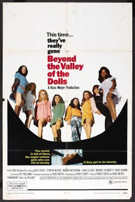 Beyond the Valley of the Dolls (1970).