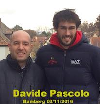 INCONTRI: Davide Pascolo