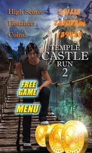 Temple Castle run 2 hack