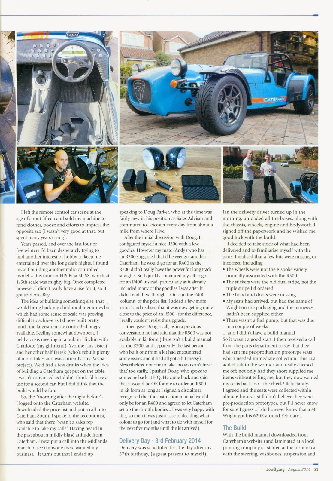 Page 31 of Lowflying Magazine - August 2014 Issue