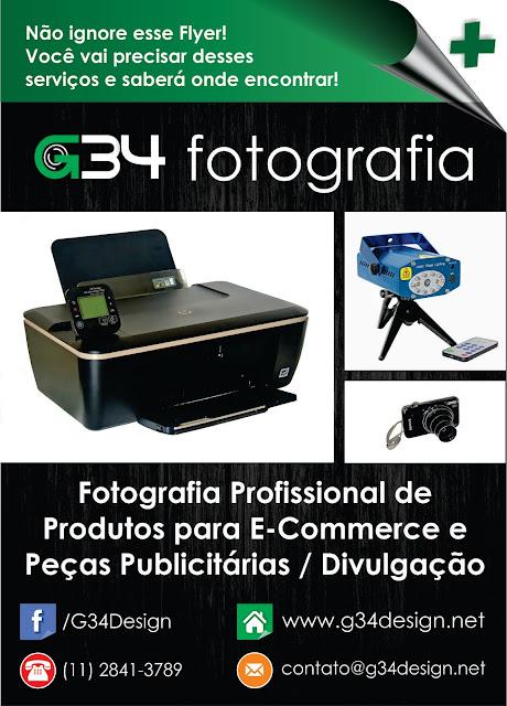 Fotografia Produtos Divulgação