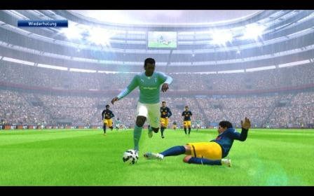 Pesgalaxy Patch PES 2015 2.50 screenshot by http://jembersantri.blogspot.com