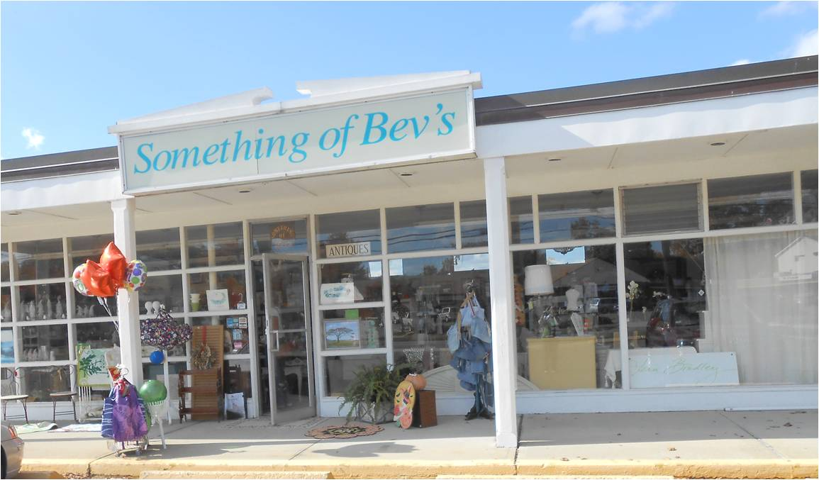 Home Place: Cash Mob at Something of Bev's in Milford CT