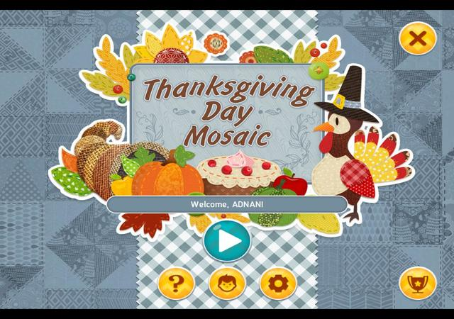 Thanksgiving day mosaic pcgamescrackz