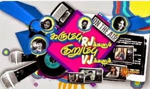 RJ Vs VJ Dt 13-01-14 Sun Music Tv Channel Program Show