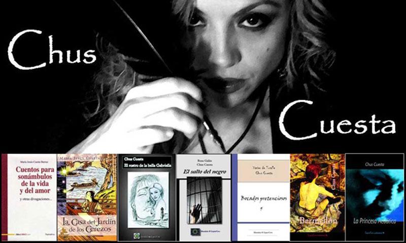 EL TINTERO  Y EL LOTO AZUL. Blog de la escritora Chus Cuesta.