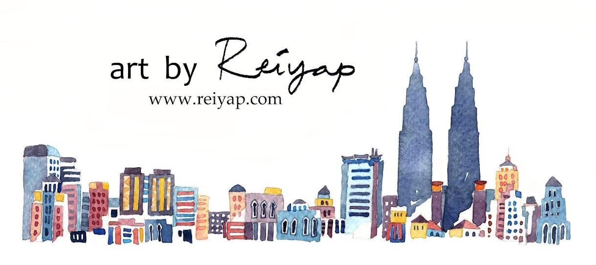 rei's art blog