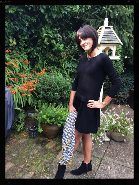 Hush, Hush homewear, My Midlife Fashion, Hush Willow Knit Dress