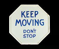 Ayo Terus bergerak