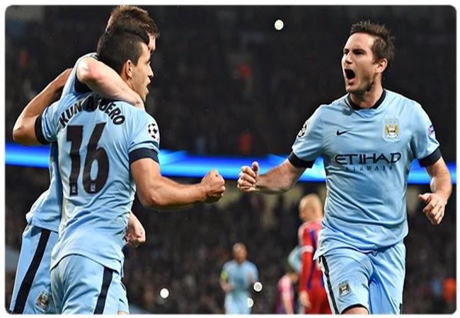 Lampard: Aguero is the best striker in the world