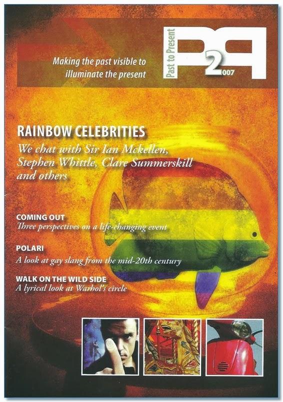 Cover Past2Present 2007