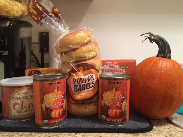 trader joes pumpkin reviews