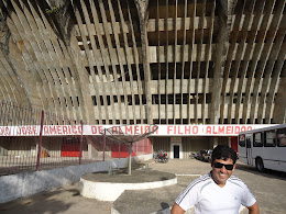 Estádio Almeidão - João Pessoa/PB