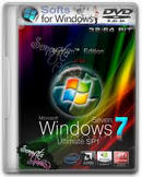 images Windows 7 Ultimate SP1 (x86/x64) Mac OSX Edition 2013
