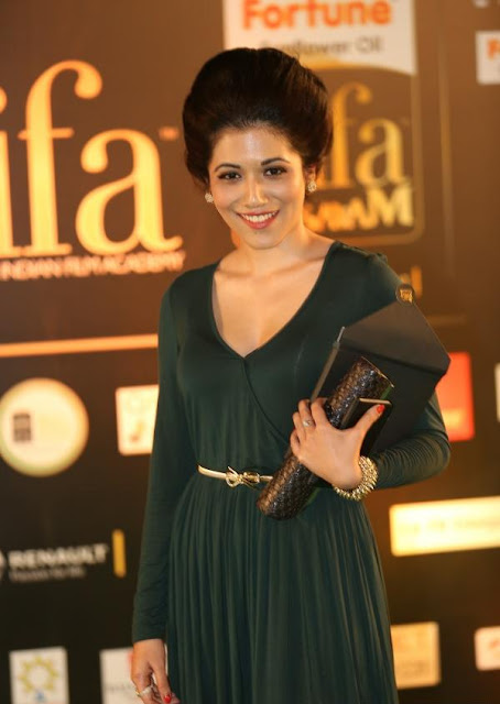 Gazal Somaiah Photos at IIFA Utsavam Awards 2016