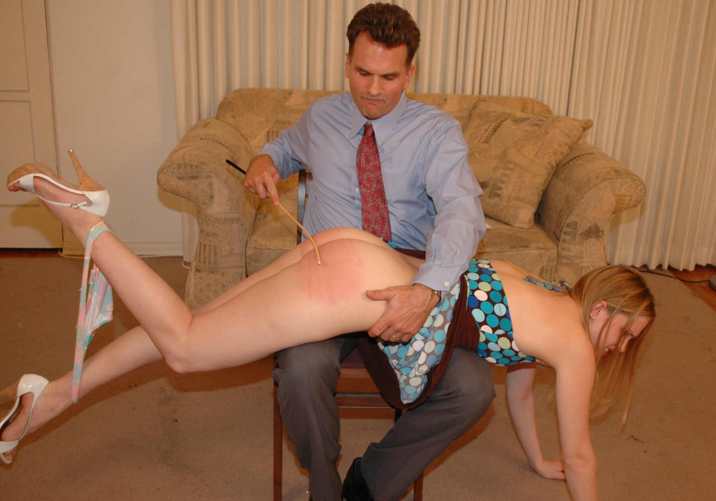 Spanked by my boss