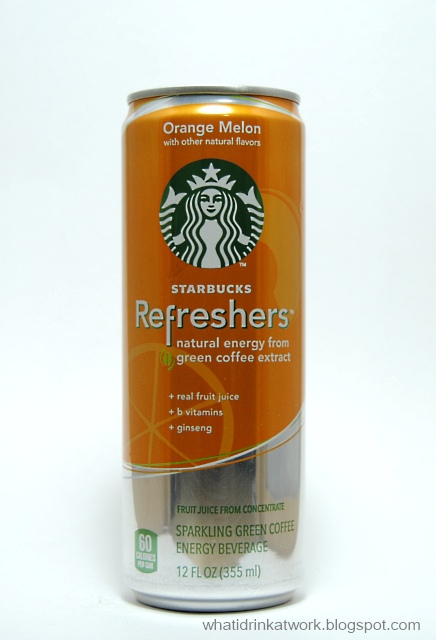 Starbucks Refreshers Energy Drink Review