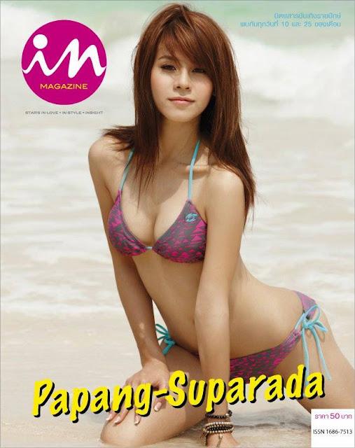 Thai Sexy Model - Suparada Tempreecha in Bikini
