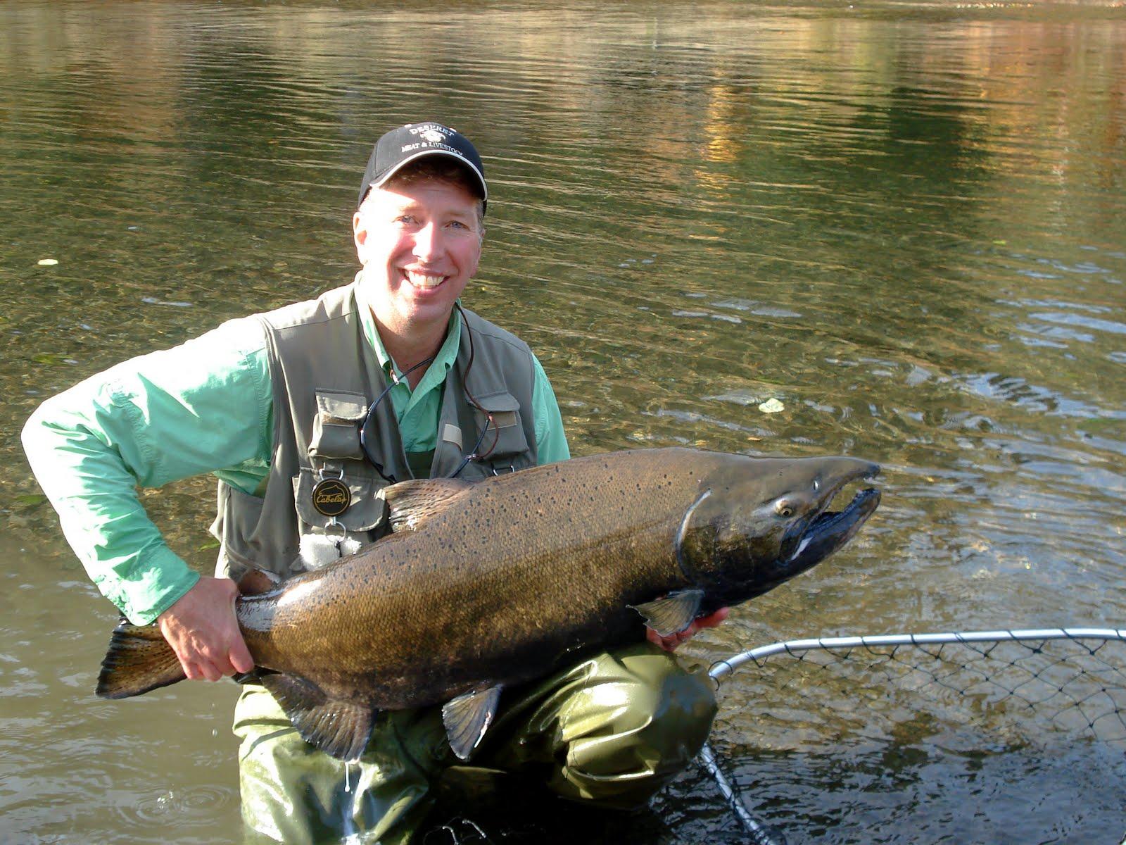 Ricks reel adventures salmon fishing in washington for Salmon fishing washington