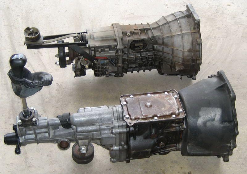 building diary of my roadster  choix de la boite  gearbox