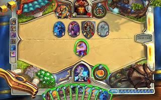 hearthstone heroes of warcraft artwork 1 Blizzcon 2013   Hearthstone: Heroes of Warcraft (iOS/OSX/PC)   Battle Artwork