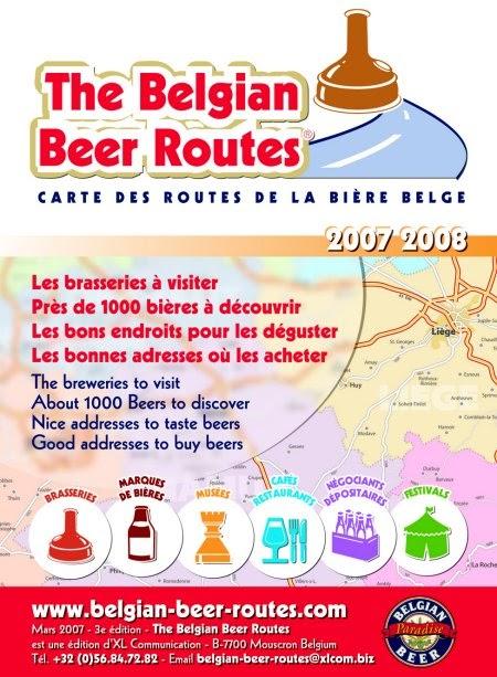 coleccionismo cervecero mapa cervecero de b lgica