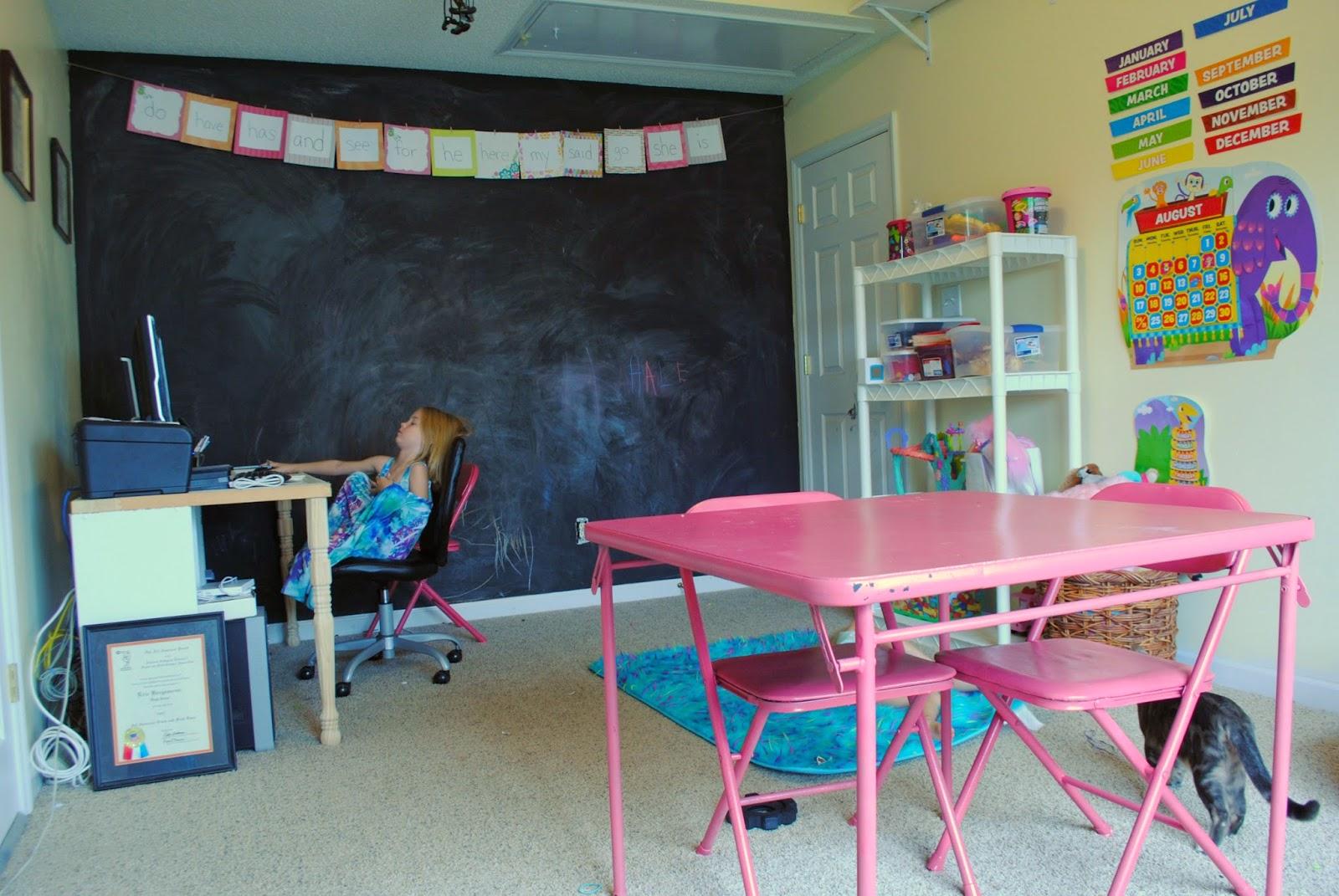 Home School Classroom