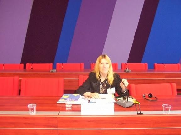 RENATA VEREJANU, poet şi lider al Societăţii Civile